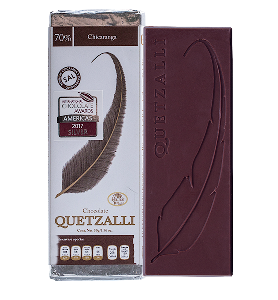 Шоколад мексиканского бренда Wolter Quetzalli получил высшую оценку International Chocolate Awards
